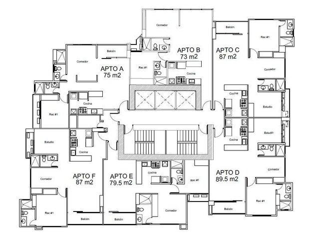 PANAMA VIP10, S.A. Apartamento en Venta en Parque Lefevre en Panama Código: 16-3098 No.5