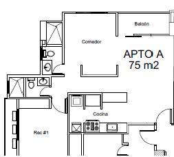 PANAMA VIP10, S.A. Apartamento en Venta en Parque Lefevre en Panama Código: 16-3100 No.4