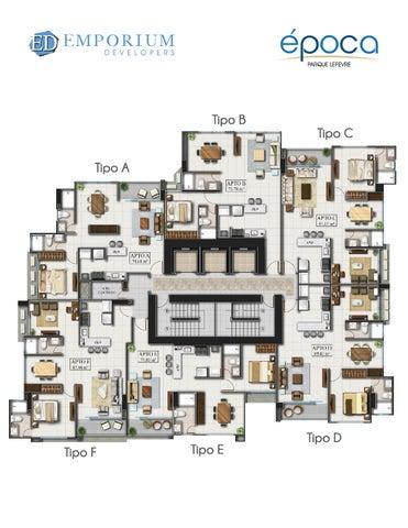 PANAMA VIP10, S.A. Apartamento en Venta en Parque Lefevre en Panama Código: 16-3098 No.3