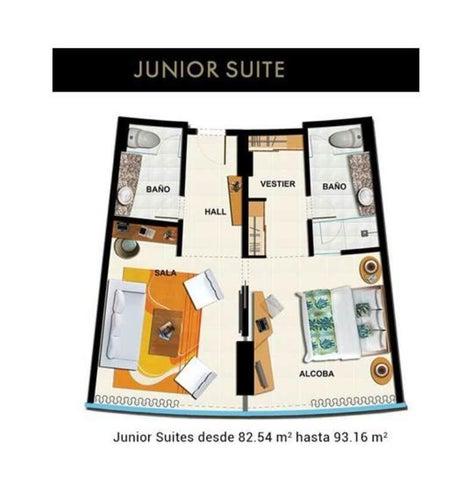 PANAMA VIP10, S.A. Apartamento en Venta en Marbella en Panama Código: 16-3238 No.8