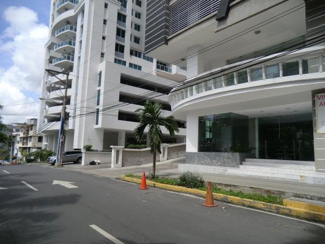 PANAMA VIP10, S.A. Apartamento en Alquiler en El Cangrejo en Panama Código: 16-3423 No.1