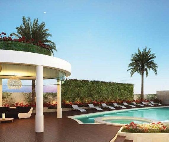 PANAMA VIP10, S.A. Apartamento en Venta en Bellavista en Panama Código: 16-3428 No.1
