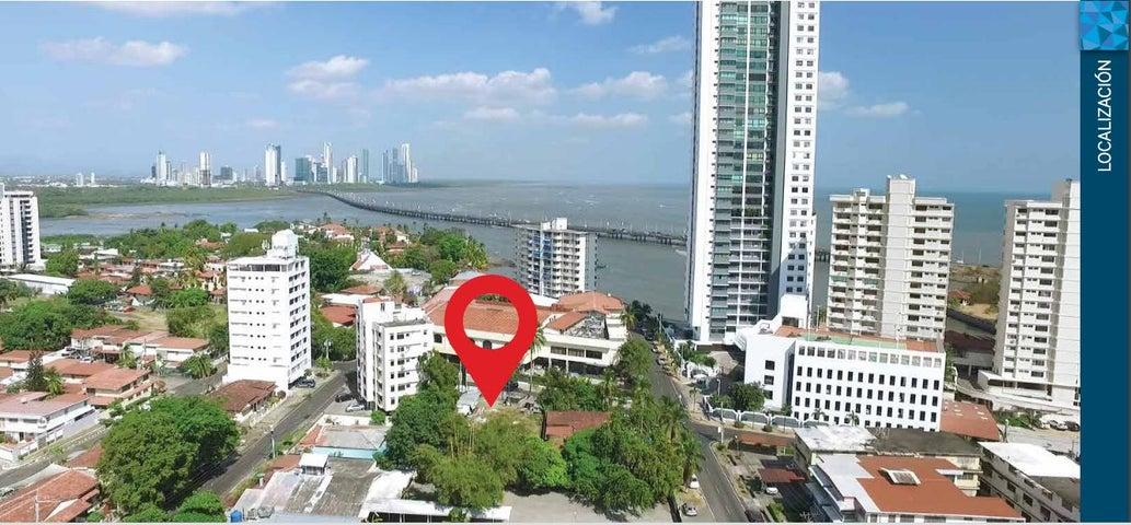 PANAMA VIP10, S.A. Apartamento en Venta en San Francisco en Panama Código: 16-3486 No.3