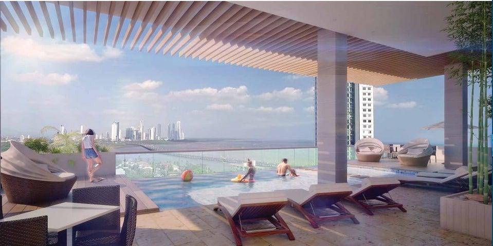 PANAMA VIP10, S.A. Apartamento en Venta en San Francisco en Panama Código: 16-3486 No.8