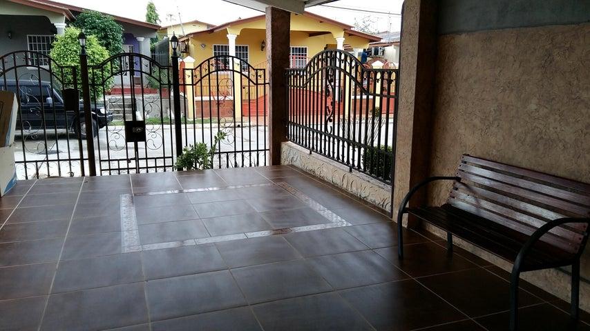 PANAMA VIP10, S.A. Casa en Venta en Brisas Del Golf en San Miguelito Código: 16-3013 No.1