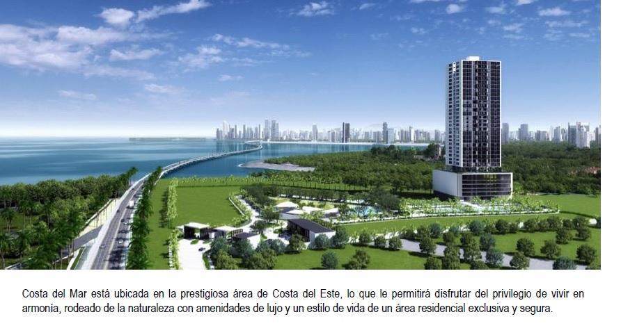 PANAMA VIP10, S.A. Apartamento en Venta en Costa del Este en Panama Código: 16-3669 No.1