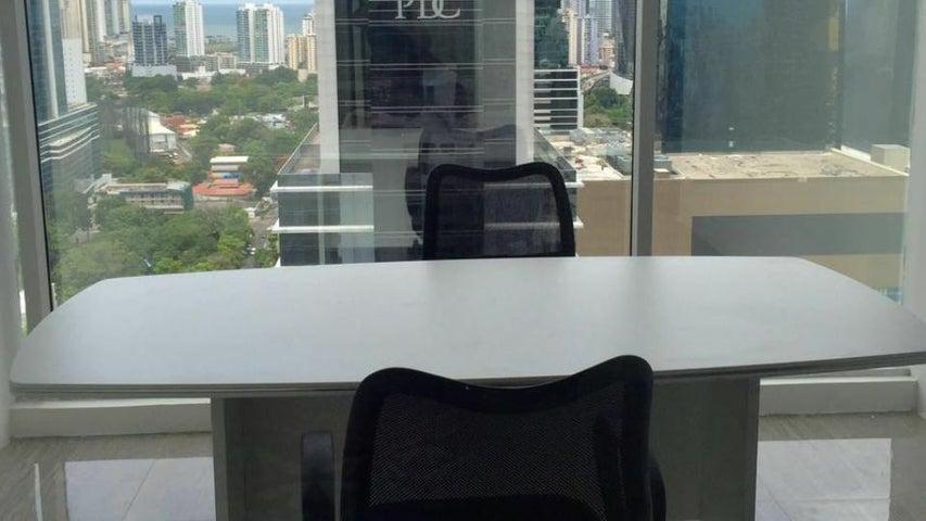 PANAMA VIP10, S.A. Oficina en Venta en Obarrio en Panama Código: 16-3708 No.9