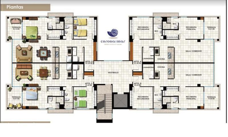 PANAMA VIP10, S.A. Apartamento en Venta en San Carlos en San Carlos Código: 16-3774 No.7