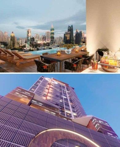 PANAMA VIP10, S.A. Apartamento en Venta en Obarrio en Panama Código: 16-3845 No.4