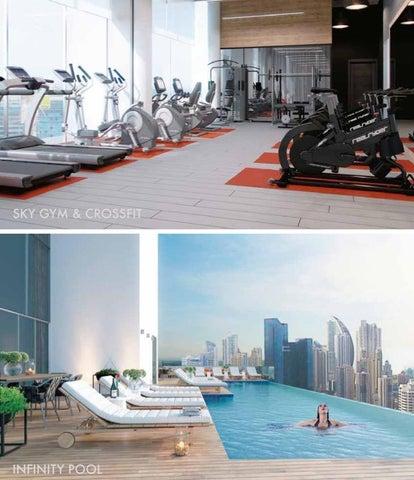 PANAMA VIP10, S.A. Apartamento en Venta en Obarrio en Panama Código: 16-3845 No.7