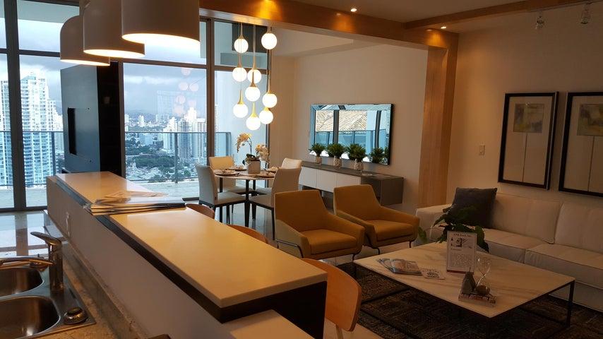 PANAMA VIP10, S.A. Apartamento en Venta en Punta Pacifica en Panama Código: 16-4176 No.2