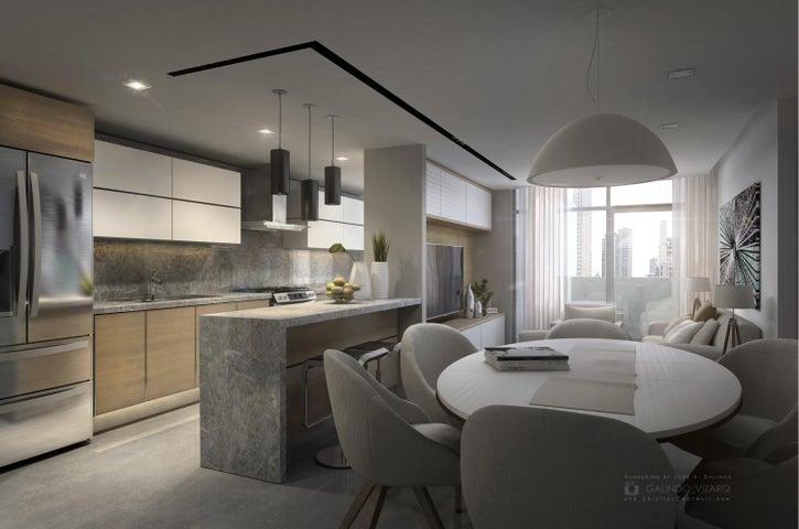 PANAMA VIP10, S.A. Apartamento en Venta en Bellavista en Panama Código: 16-4361 No.1