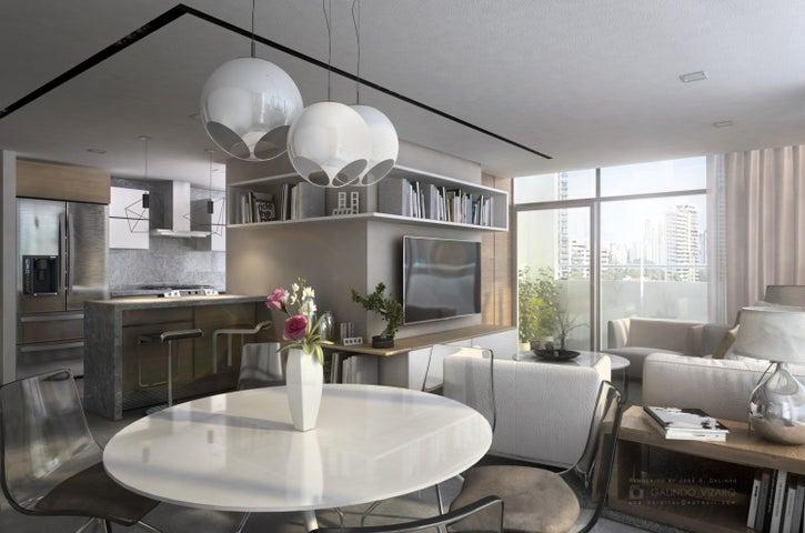 PANAMA VIP10, S.A. Apartamento en Venta en Bellavista en Panama Código: 16-4361 No.2