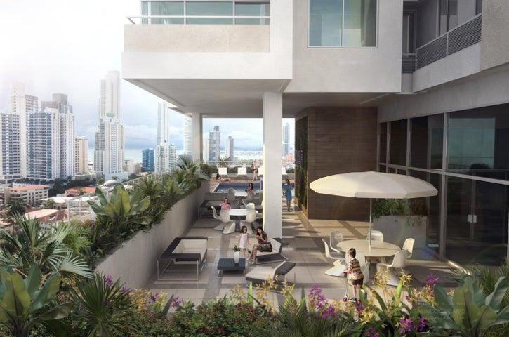 PANAMA VIP10, S.A. Apartamento en Venta en Bellavista en Panama Código: 16-4361 No.3