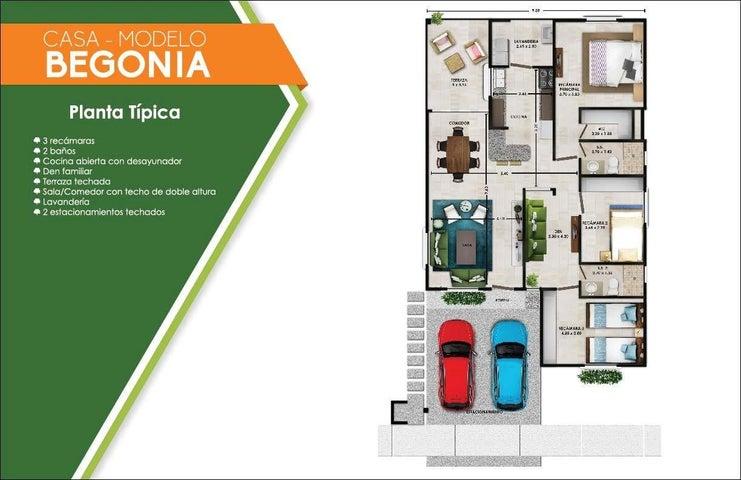 PANAMA VIP10, S.A. Casa en Venta en Arraijan en Panama Oeste Código: 16-4444 No.3