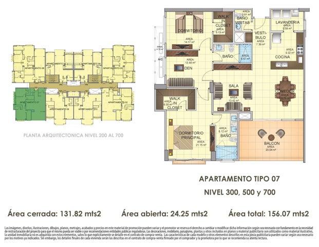 PANAMA VIP10, S.A. Apartamento en Venta en Panama Pacifico en Panama Código: 16-4519 No.8