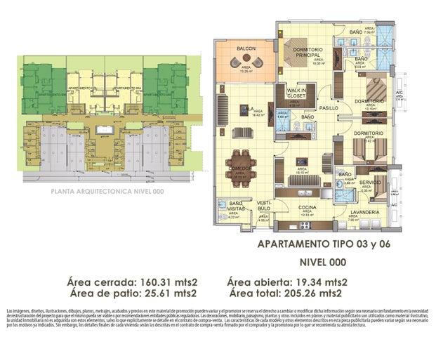 PANAMA VIP10, S.A. Apartamento en Venta en Panama Pacifico en Panama Código: 16-4519 No.9