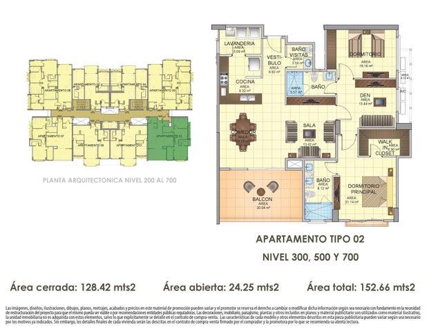 PANAMA VIP10, S.A. Apartamento en Venta en Panama Pacifico en Panama Código: 16-4538 No.6