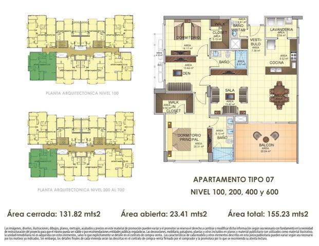 PANAMA VIP10, S.A. Apartamento en Venta en Panama Pacifico en Panama Código: 16-4539 No.7