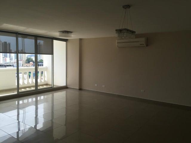 PANAMA VIP10, S.A. Apartamento en Alquiler en Obarrio en Panama Código: 16-4693 No.2