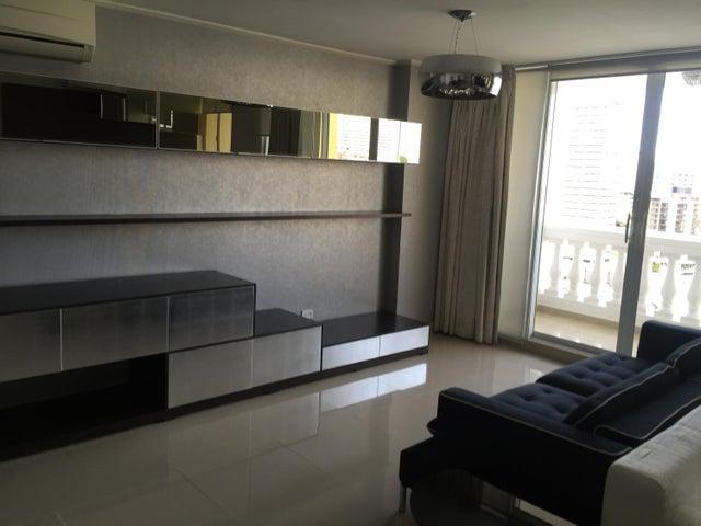 PANAMA VIP10, S.A. Apartamento en Alquiler en Obarrio en Panama Código: 16-4699 No.1