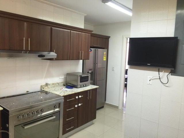 PANAMA VIP10, S.A. Apartamento en Alquiler en Obarrio en Panama Código: 16-4699 No.7