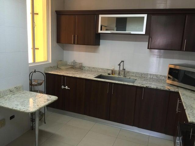 PANAMA VIP10, S.A. Apartamento en Alquiler en Obarrio en Panama Código: 16-4699 No.6