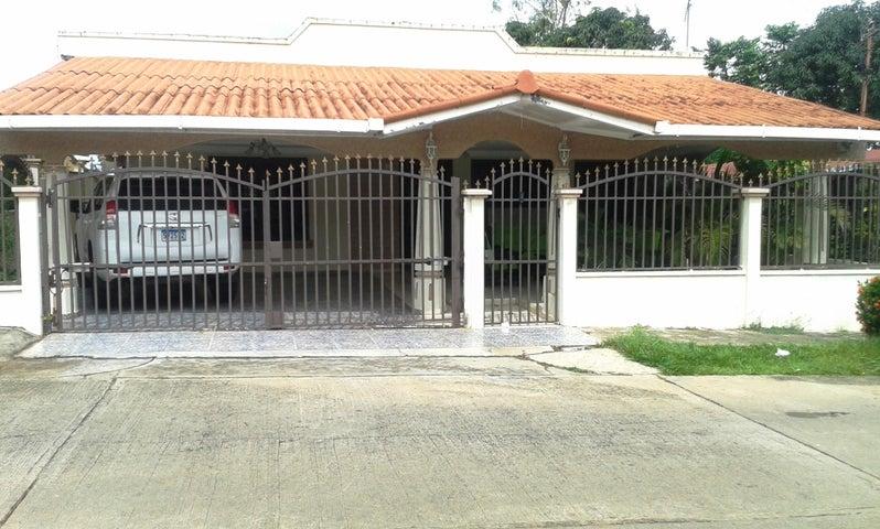 PANAMA VIP10, S.A. Casa en Venta en Chorrera en La chorrera Código: 16-4754 No.1