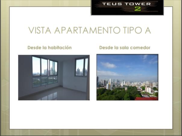 PANAMA VIP10, S.A. Apartamento en Venta en San Francisco en Panama Código: 16-4802 No.2