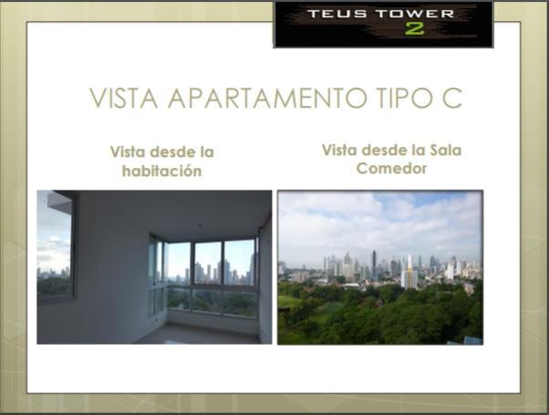 PANAMA VIP10, S.A. Apartamento en Venta en San Francisco en Panama Código: 16-4804 No.3
