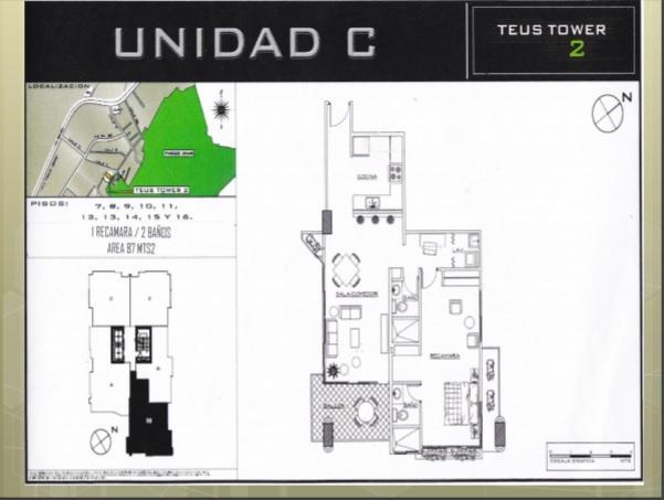 PANAMA VIP10, S.A. Apartamento en Venta en San Francisco en Panama Código: 16-4804 No.4