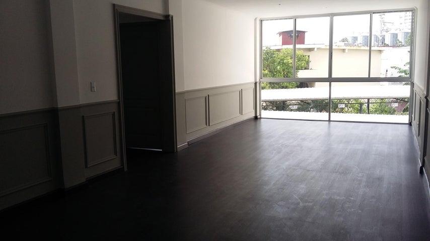 PANAMA VIP10, S.A. Apartamento en Alquiler en El Cangrejo en Panama Código: 16-5072 No.1