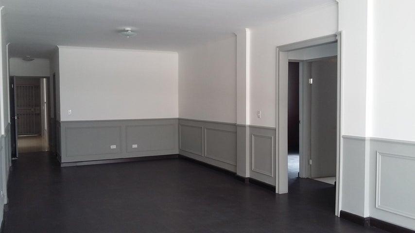 PANAMA VIP10, S.A. Apartamento en Alquiler en El Cangrejo en Panama Código: 16-5072 No.3