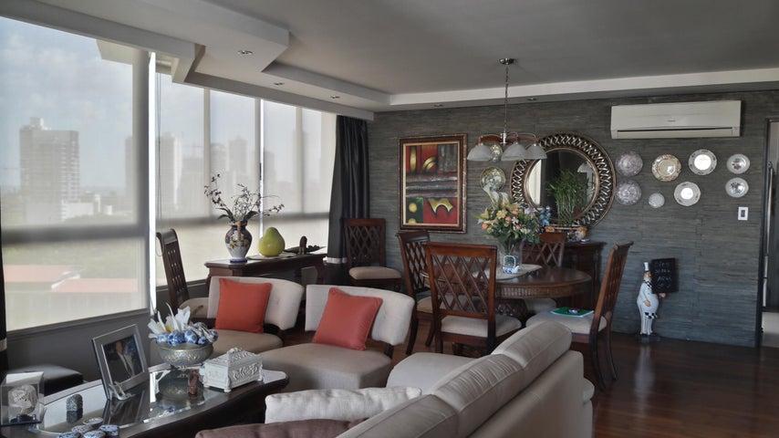 PANAMA VIP10, S.A. Apartamento en Venta en San Francisco en Panama Código: 17-4 No.2