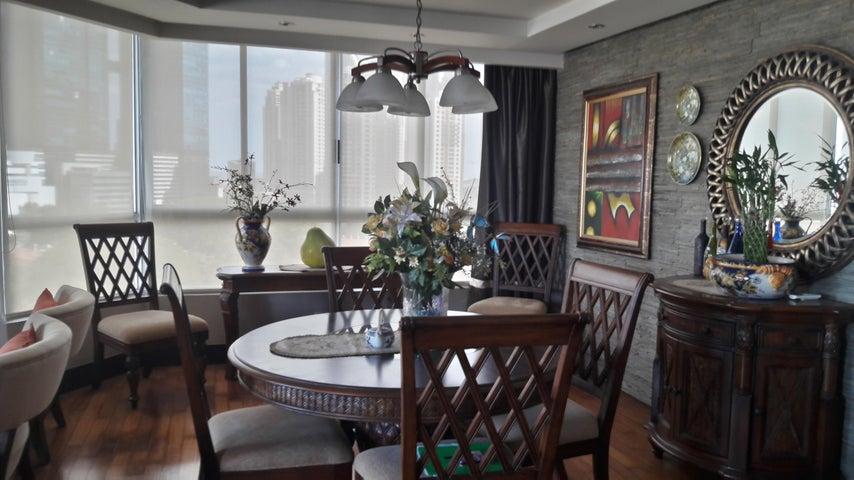 PANAMA VIP10, S.A. Apartamento en Venta en San Francisco en Panama Código: 17-4 No.6