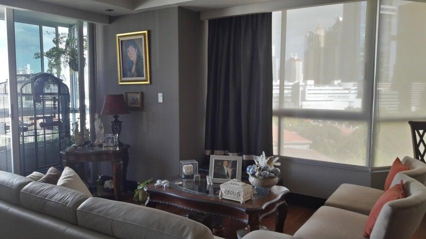 PANAMA VIP10, S.A. Apartamento en Venta en San Francisco en Panama Código: 17-4 No.4