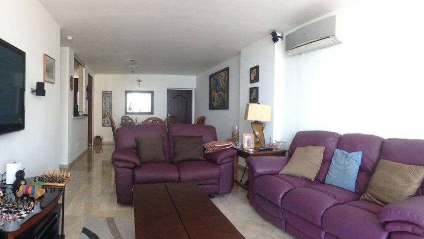 PANAMA VIP10, S.A. Apartamento en Alquiler en Punta Pacifica en Panama Código: 17-9 No.3