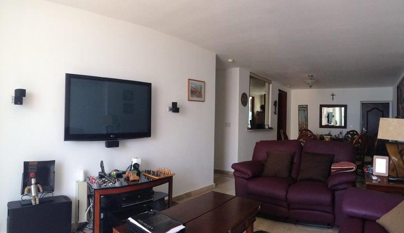 PANAMA VIP10, S.A. Apartamento en Alquiler en Punta Pacifica en Panama Código: 17-9 No.4