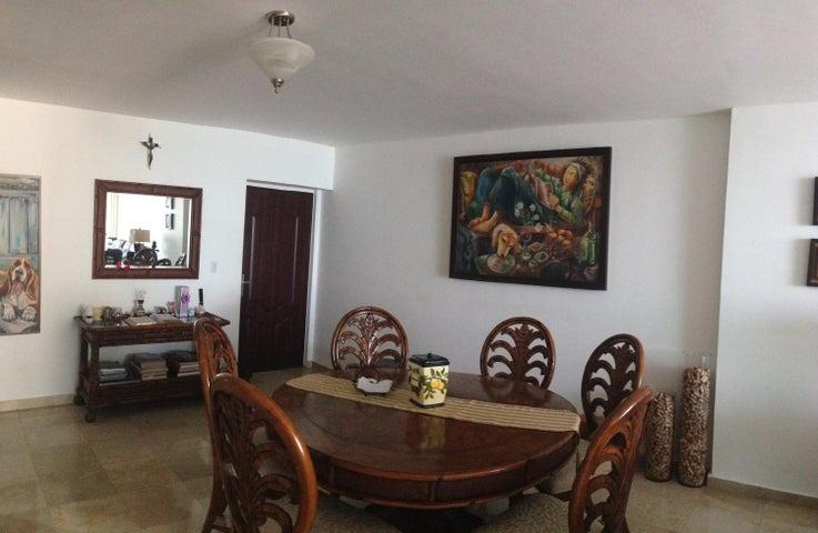 PANAMA VIP10, S.A. Apartamento en Alquiler en Punta Pacifica en Panama Código: 17-9 No.5