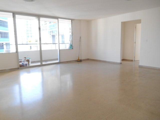 PANAMA VIP10, S.A. Apartamento en Alquiler en El Cangrejo en Panama Código: 17-95 No.3