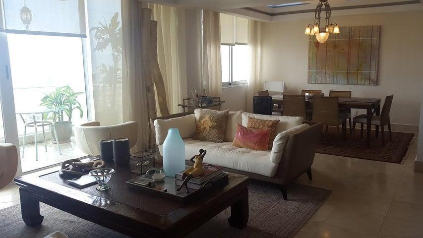 PANAMA VIP10, S.A. Apartamento en Alquiler en Costa del Este en Panama Código: 17-111 No.2