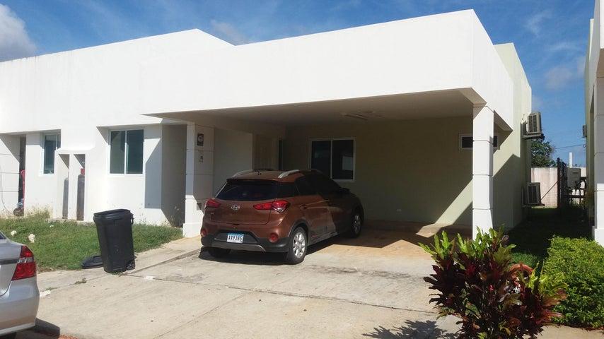 PANAMA VIP10, S.A. Casa en Venta en Chorrera en La chorrera Código: 17-137 No.0