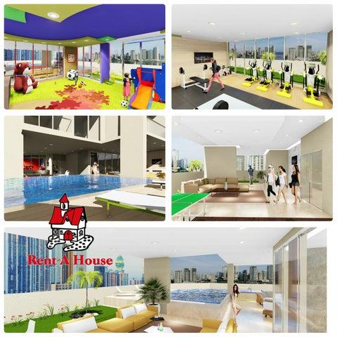 PANAMA VIP10, S.A. Apartamento en Venta en Bellavista en Panama Código: 17-176 No.1