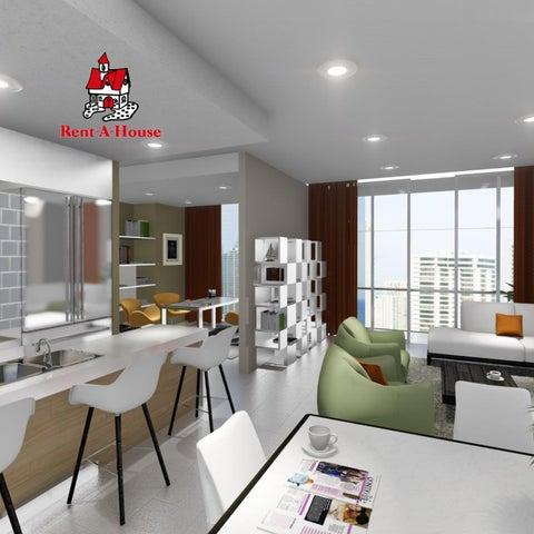 PANAMA VIP10, S.A. Apartamento en Venta en Bellavista en Panama Código: 17-176 No.5