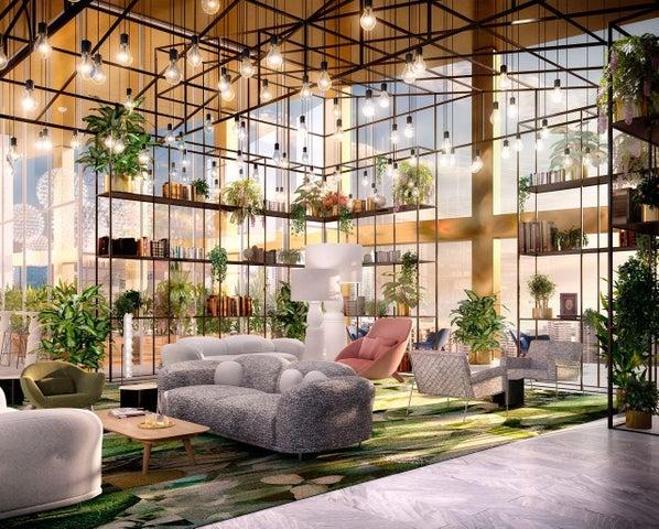 PANAMA VIP10, S.A. Apartamento en Venta en Marbella en Panama Código: 17-199 No.4