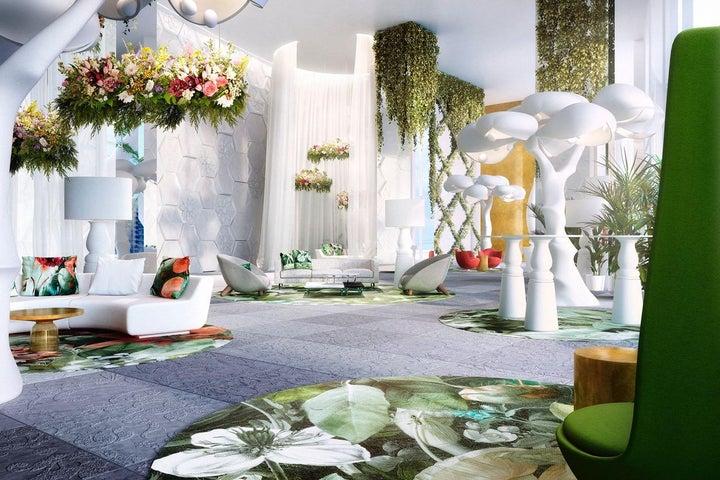PANAMA VIP10, S.A. Apartamento en Venta en Marbella en Panama Código: 17-199 No.5