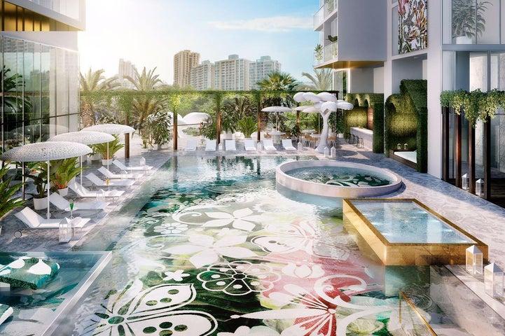 PANAMA VIP10, S.A. Apartamento en Venta en Marbella en Panama Código: 17-200 No.3