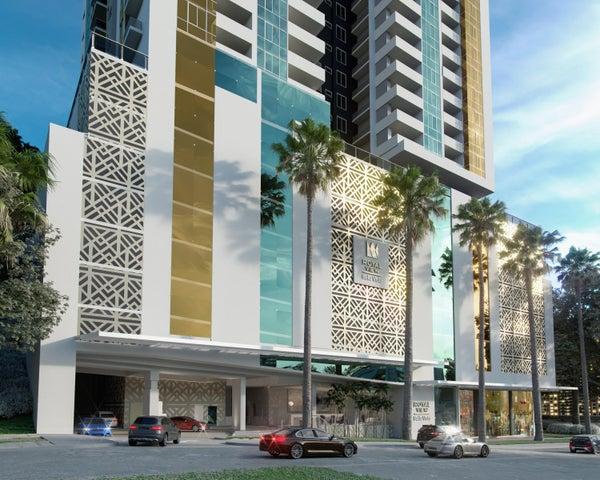 PANAMA VIP10, S.A. Apartamento en Venta en Bellavista en Panama Código: 17-275 No.1