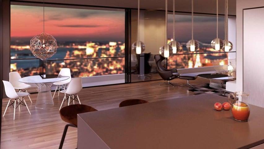 PANAMA VIP10, S.A. Apartamento en Venta en Marbella en Panama Código: 17-233 No.3
