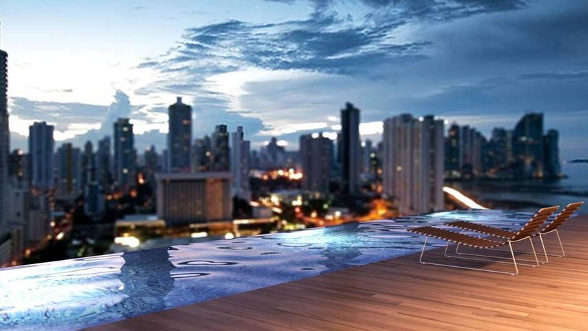 PANAMA VIP10, S.A. Apartamento en Venta en Marbella en Panama Código: 17-233 No.5